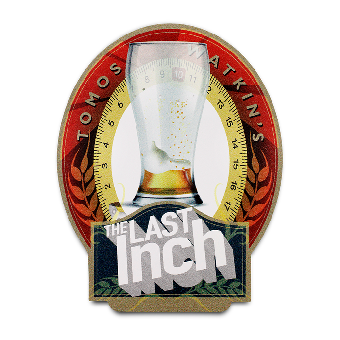 The Last Inch - Tomos Watkin