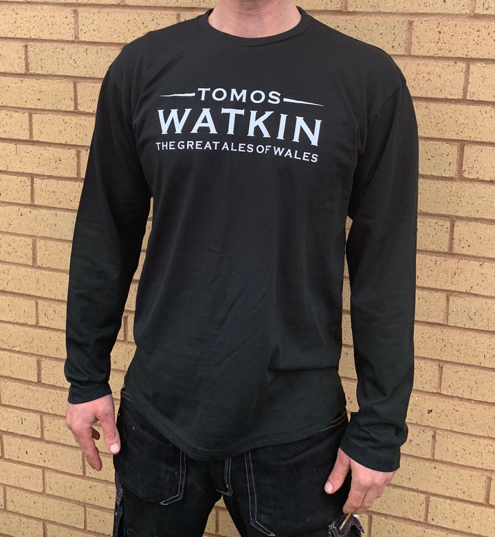 Tomos Watkin Long-Sleeved T-Shirt - Tomos Watkin