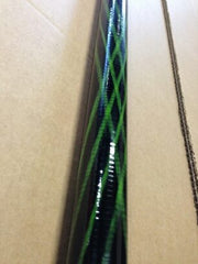 Paddle shaft- MF Tech (Green stripe)