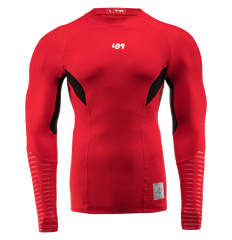 LB9 Rashtop Long Sleeve RED
