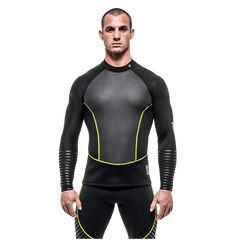 LB9 2mm Neoprene Top long sleeve