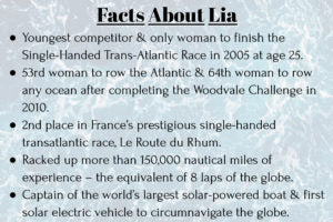 Facts About Lia Ditton