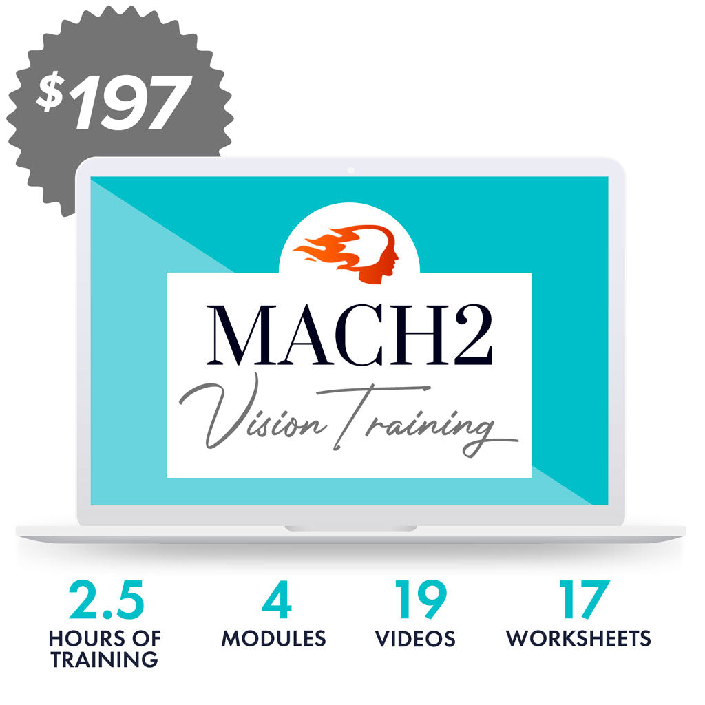 Mach2 Vision Training