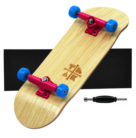 Teak Tuning Complete Fingerboard Setups - Cotton Candy Fingerboard