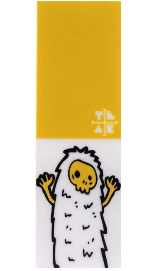 """Yellow Yeti"" Deck Graphic Wrap (Transparent Background)"