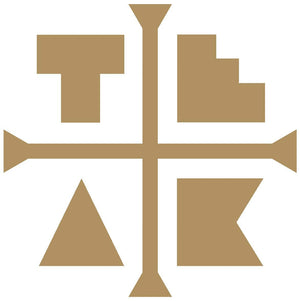 "Large Teak Logo Sticker (8"" Large)"