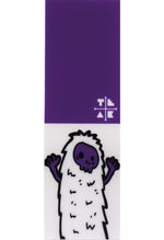 """Purple Yeti"" Deck Graphic Wrap (Transparent Background)"