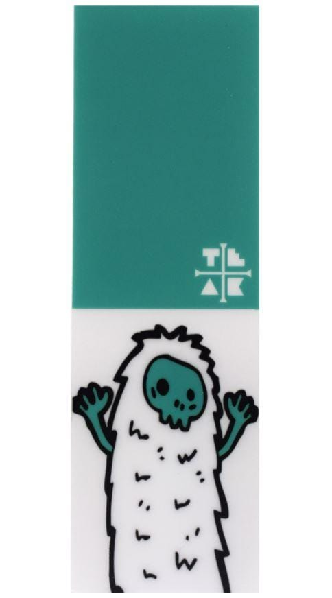"""Teal Yeti"" Deck Graphic Wrap (Transparent Background)"