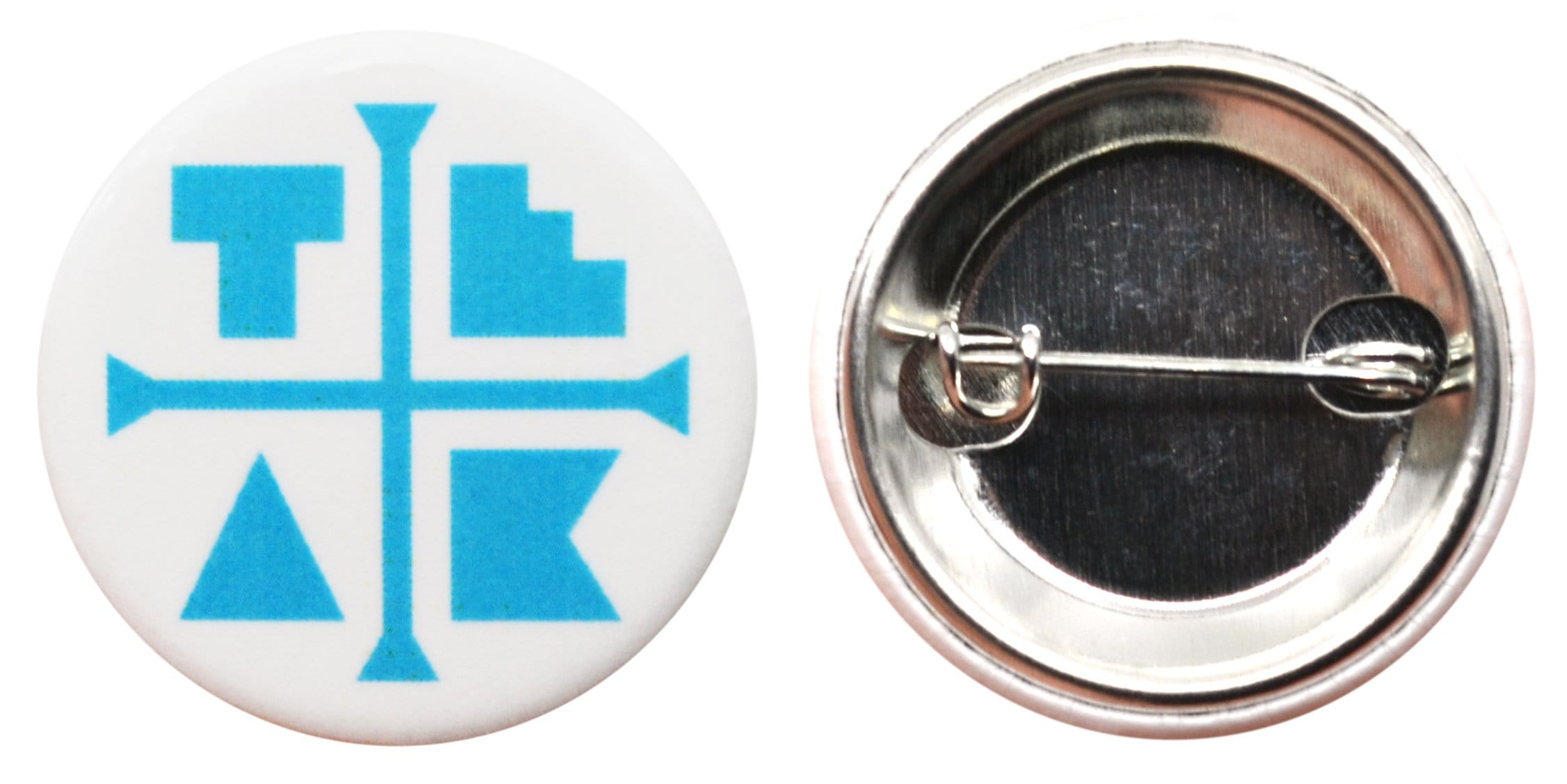 "1.25"" Limited Edition Collectors Button Pin - Winter Blizzard Edition"
