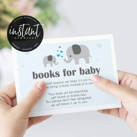 Boy Little Peanut Books for Baby Insert