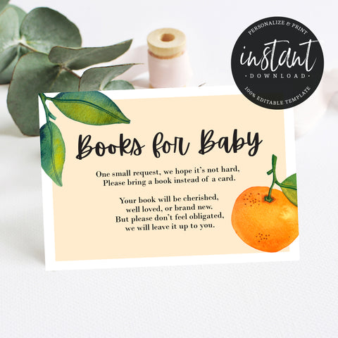 Little Cutie Books for Baby Insert