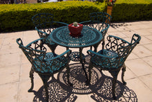 Load image into Gallery viewer, Four-Seater Petite Set with 75cm Round Petite Table