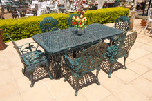 Load image into Gallery viewer, Six-Seater CapeGrape Set with 200cm Rectangular CapeGrape Table
