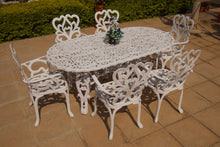 Load image into Gallery viewer, Six-Seater Newlands Set with 180cm Oval Egyptian Table