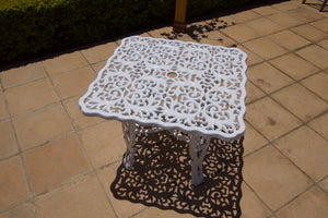 Four-Seater Newlands Set with 90cm Square Egyptian Table