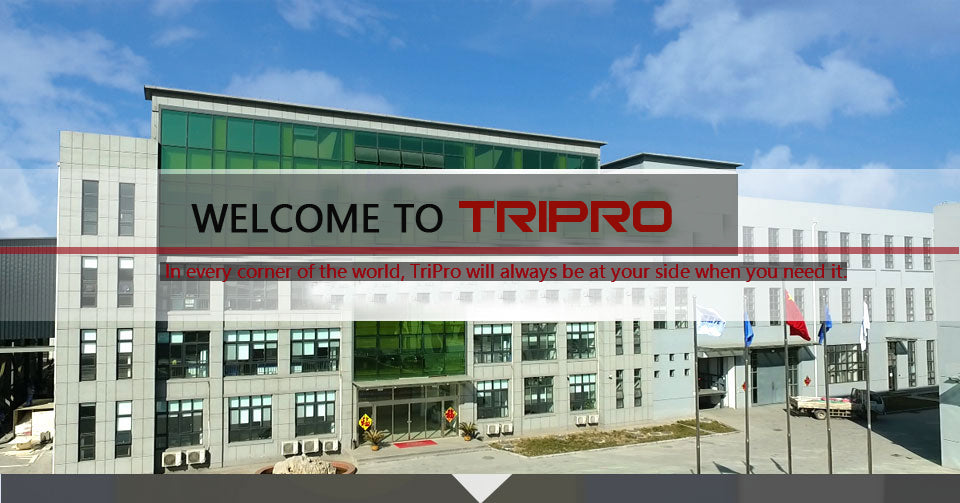 tripro laser cutter and laser engraver factory