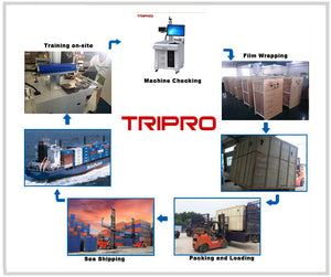 tripro fiber marking machine, denver laser cutter for sale