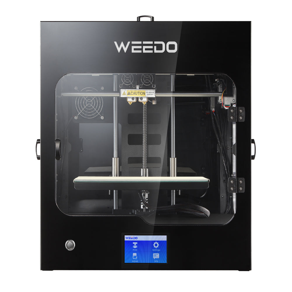 F192 3D Printer,Dual Nozzles Fast 3D Printing Machine