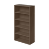 Currency 5 Shelf Bookcase