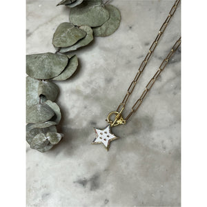 Sinead Star necklace