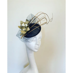 Woodend headpiece - Magee Millinery