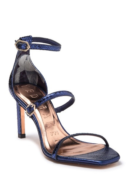 Ted Baker London Triam Metallic Sandal - Bhe Accessories