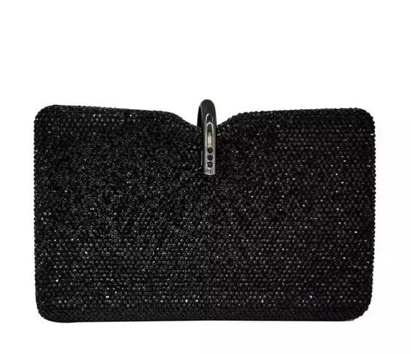 New Design Crystal Clutch - Bhe Accessories