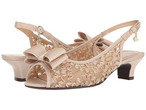 J.Renee Womens Champagne Rib Landa - Bhe Accessories