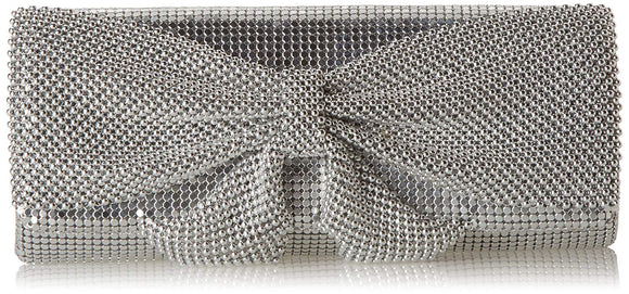 Jessica McClintock Hailey Bow Clutch