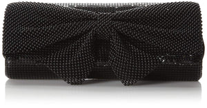 Jessica McClintock Hailey Bow Clutch - Bhe Accessories