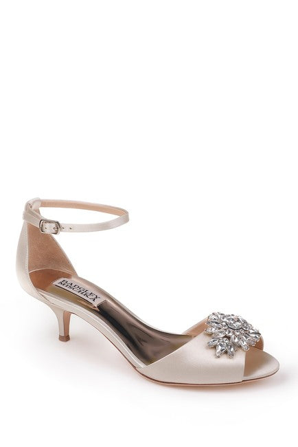Badgley Mischka Sainte Crystal Embellished Sandal - Bhe Accessories