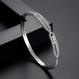 Classic Bow-knot Womens Bangle - Bhe Accessories