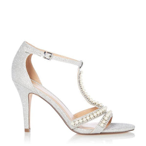 MARTYNE By Dune London Pearl Embellished Sandals - Bhe Accessories