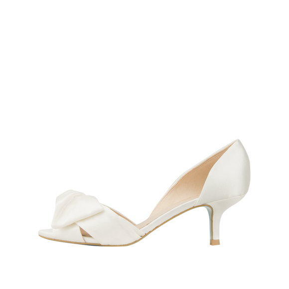 Pelle Moda Alera White Silk - Bhe Accessories