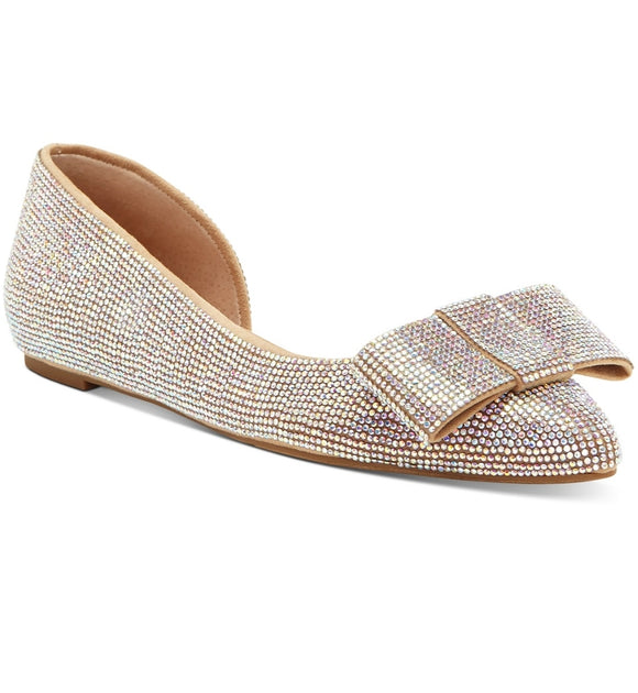 INC Nude Iridescent Nude Flat - Bhe Accessories