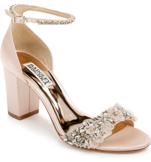Badgley Mischka Finesse Ankle Strap Sandal - Bhe Accessories