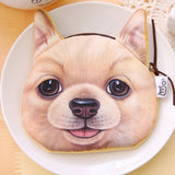 Cats and Dogs 3D Coin Purse