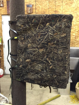 Tree Stand Blind with Cordura