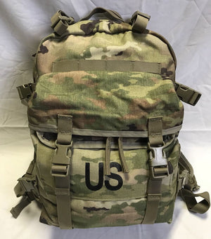 "USGI SCORPION/OCP MOLLE II,3 DAY ASSAULT PACK ""NEW"""