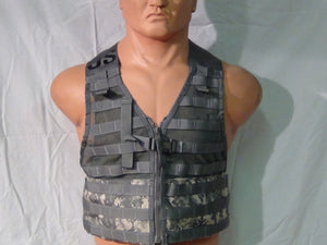 NEW GENUINE ISSUE MILITARY FLC (FIGHTING LOAD CARRIER)VEST.FULLY ADJUSTABLE TO FIT ALL SIZES