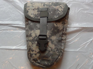 ACU ENTRENCHING TOOL CARRIER POUCH, CONDITION-EXCELLENT TO NEW