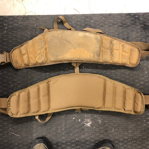 FILBE USMC Hip Belt Coyote brown USGI  Eagle industries REFURBISHED TO NEW