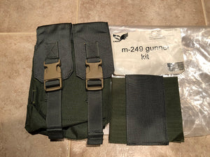 Eagle Industries SFLCS M60/M249 Saw Pouch 200 Round DEVGRU NSW Seal