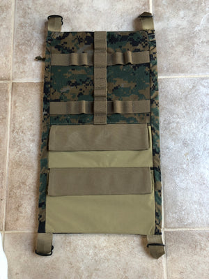 """NEW"" USMC APB03 Medical Corpsman Assault Pack with All Insert Panels"
