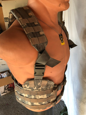 London Bridge LBE Tactical H Harness