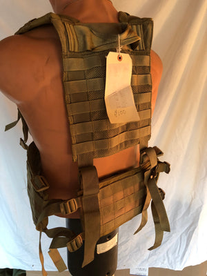 Eagle Industries H HARNESS MJK Khaki w/ Flotation panels 5KH - SFLCS MLCS SOCOM