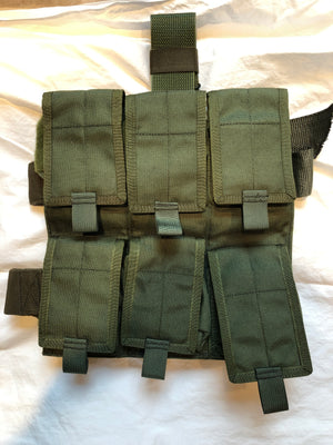 "Eagle Industries Drop Leg  Bag -Frag, Flash, Grenade  ""NEW"""