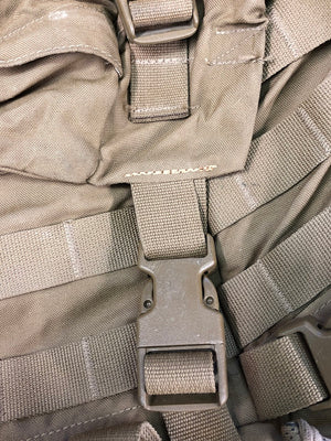 USMC FILBE Coyote complete Main Back Pack rucksack field pack system VERY GOOD