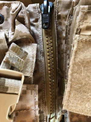 """NEW"" London Bridge Old Gen LBT-1961G AOR1 Zipper Front Chest Rig SEAL DEVGRU NSW"