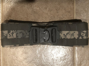 3.5 in.WIDE MEDIUM PADDED BELT